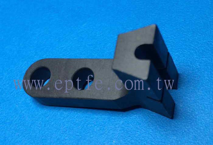 Compound PTFE medical powder breaker component
