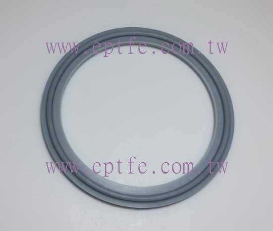 FDA certificated PTFE flexible coupling of housing for pipe